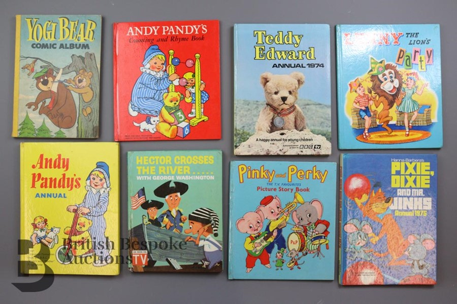Approx. 100 Children's Television Show Annuals - Image 2 of 4