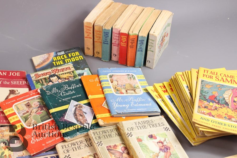 Approx. 150 Vintage Small Format Children's Books - Image 2 of 9