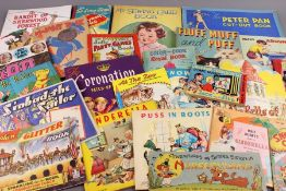 60+ Children's Novelty Books