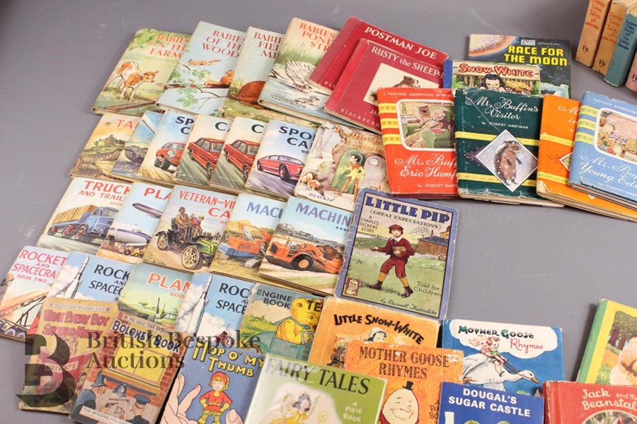 Approx. 150 Vintage Small Format Children's Books - Image 5 of 9