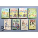 Approx. 75 Enid Blyton Reprints in Dust Wrappers