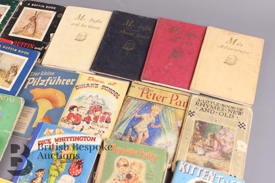 Approx. 150 Vintage Small Format Children's Books - Image 7 of 9