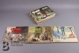 32 Giles Annuals including No. 1