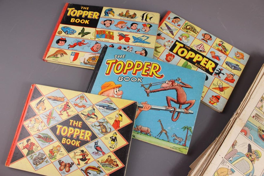 25 The Topper Book Annuals from 1955 Onwards and 36 The Topper Comics - Image 2 of 4