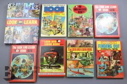 42 Look and Learn Annuals and Books from 1964 Onwards