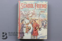 33 School Friend Annuals