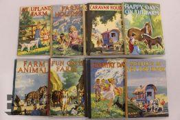 10 Children's Books Illustrated by Eileen Soper