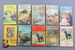 Approx 250 Vintage Ladybird Books