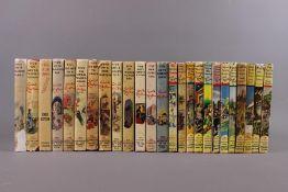 13 Enid Blyton Famous Five and 12 Secret Seven Reprints