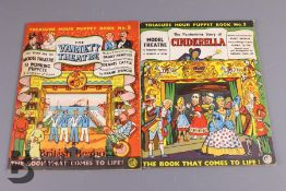 Two Treasure Hour Puppet Books