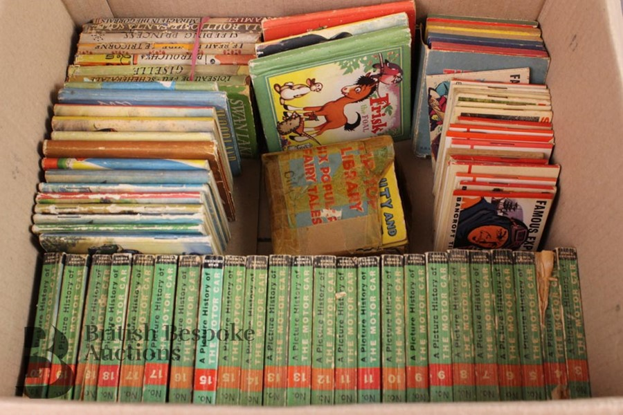 Approx. 150 Vintage Small Format Children's Books - Image 8 of 9