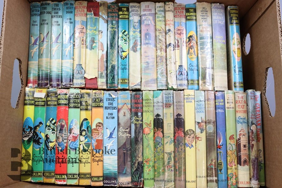 Approx. 100 Enid Blyton Reprints in Dust Wrappers - Image 4 of 10