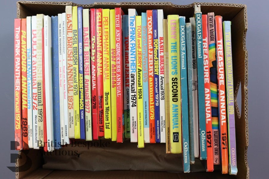 Approx. 110 Young Children Annuals - Image 5 of 6