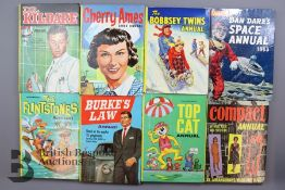 Approx 100 Assorted Children's Annuals 1960s, 70s and 80s