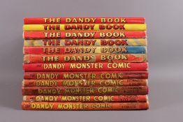 37 Dandy Monster Comics / Dandy Annuals