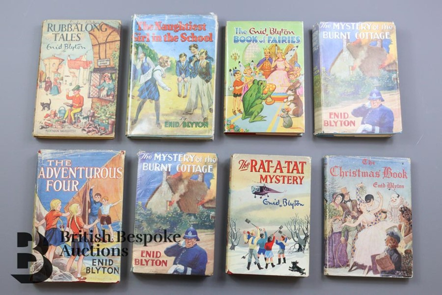 Approx. 100 Enid Blyton Reprints in Dust Wrappers - Image 6 of 10