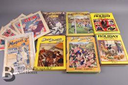33 Billy Bunter, Magnet, Howard Baker Annuals and Interest