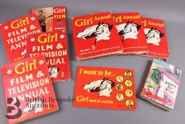 Girl Annuals, Girl Film and Television and Swift Annuals
