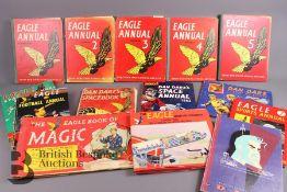 Eagle and Dan Dare Annuals