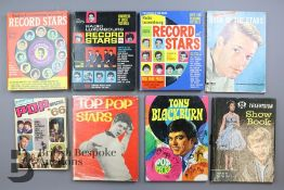 Approx. 100 Pop Music and TV Show Annuals