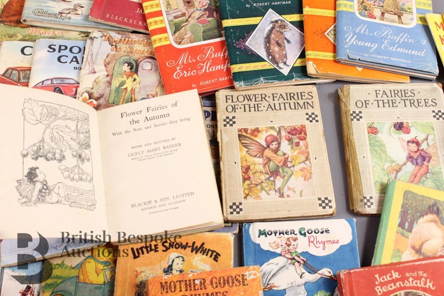 Approx. 150 Vintage Small Format Children's Books - Image 4 of 9