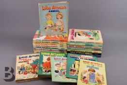 16 Mabel Lucie Attwell Annuals 1959-74 and 5 Others