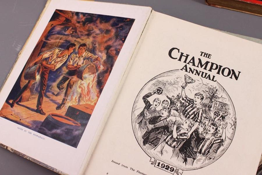 21 Champion Annuals and 57 Champion Comics 1925 - 1968 - Image 4 of 5