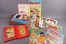 Dandy and Beano Collector's Editions of Annuals and Comics