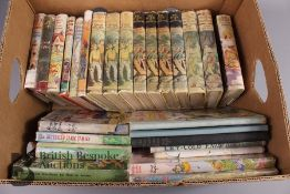 27 Enid Blyton First Edition Books