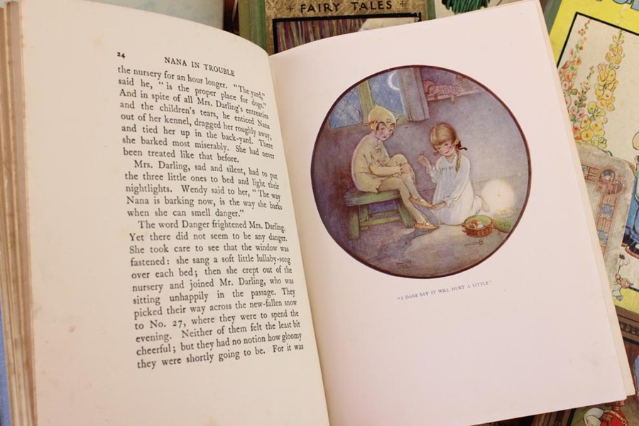 17 Mabel Lucie Attwell Annuals from 1936 and Books - Image 5 of 18