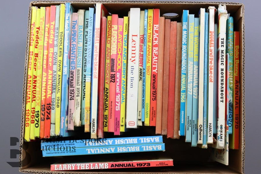 Approx. 110 Young Children Annuals - Image 4 of 6