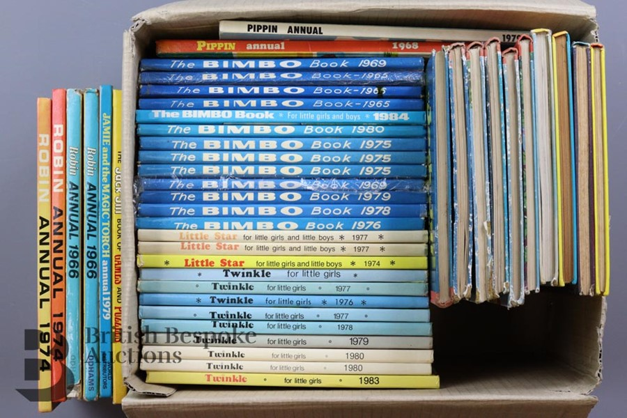 Approx. 110 Young Children Annuals - Image 6 of 6