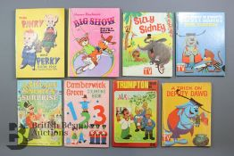 Approx. 100 Children's Television Show Annuals