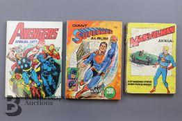 28 Superhero Annuals Incl. The Avengers Annual 1977
