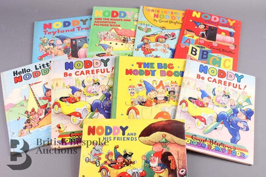 100 Vintage Noddy Series and Books by Enid Blyton - Image 4 of 5