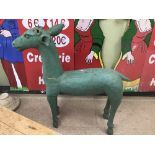 A VINTAGE FORMER STAG NOW DONKEY COMES IN EIGHT PIECES A/F