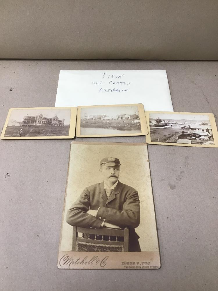 A COLLECTION OF POSTCARDS AND PHOTOGRAPHIC SLIDES FROM THE LATE 19TH/EARLY 20TH CENTURY, INCLUDING - Image 8 of 10