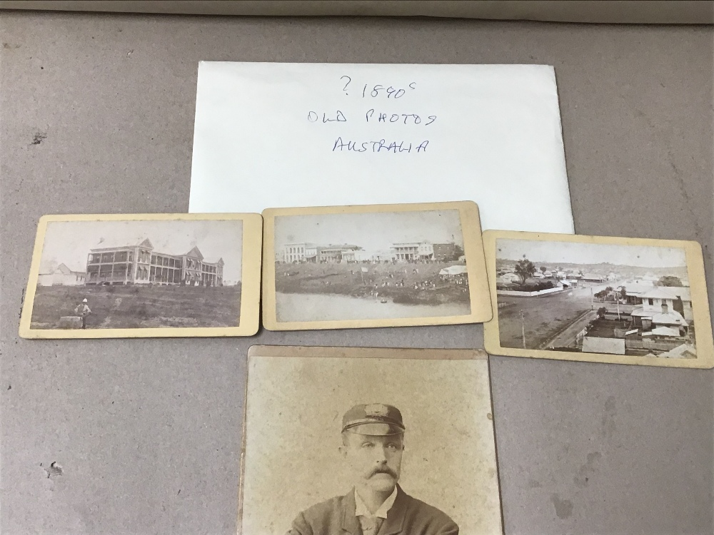 A COLLECTION OF POSTCARDS AND PHOTOGRAPHIC SLIDES FROM THE LATE 19TH/EARLY 20TH CENTURY, INCLUDING - Image 10 of 10