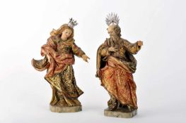 Our Lady and Saint Joseph (of Holy Kinship)Our Lady and Saint Joseph (of Holy Kinship), a pair of