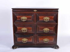 A Chest of DrawersA Chest of Drawers, D. João V, King of Portugal (1706-1750), Brazilian rosewood,