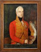 Portrait of D. João de Saldanha da Gama de Melo e Torres Guedes Brito (1773-1809), 6º Earl of Ponte