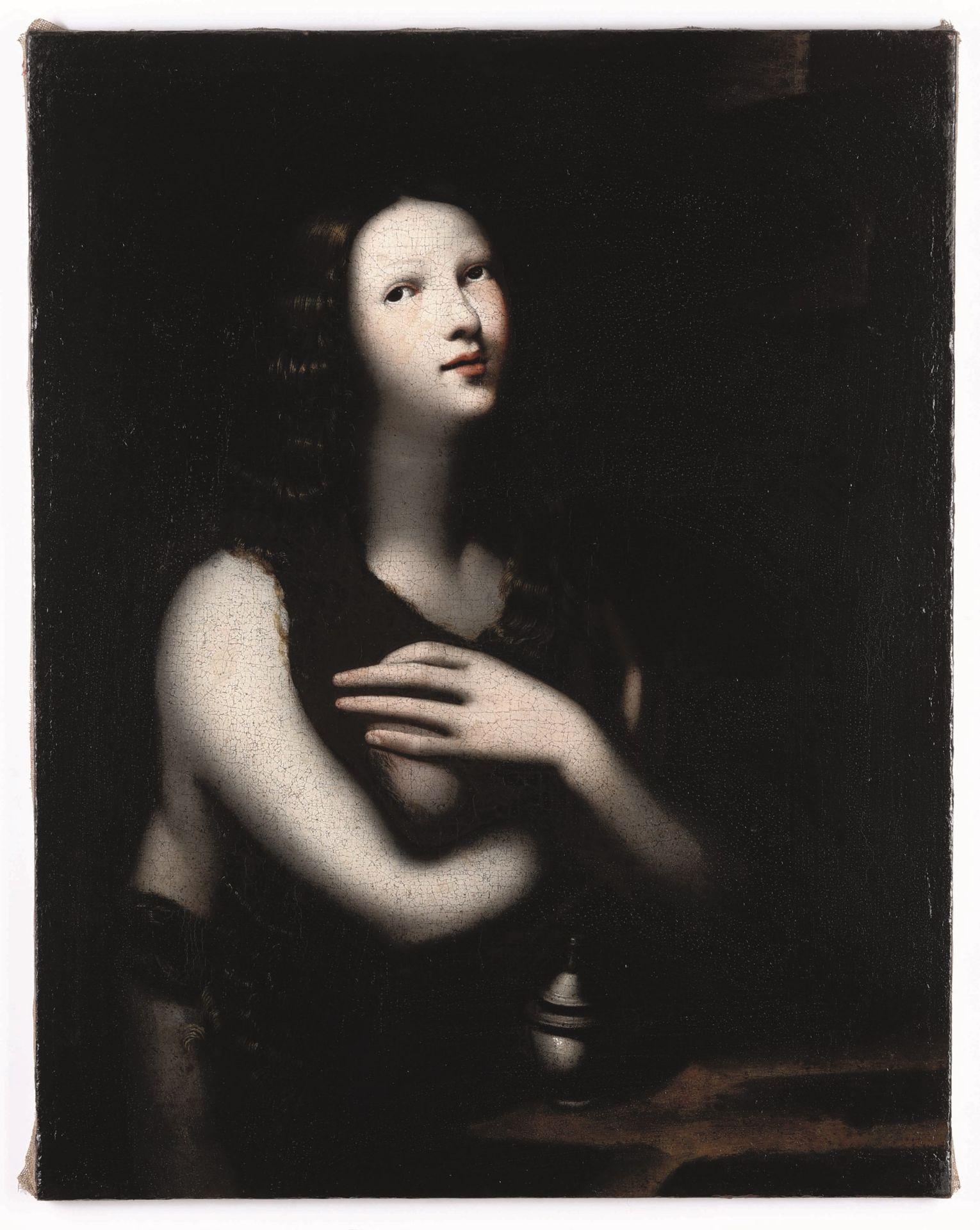 Los 39 - Giovan Pietro Rizzoli detto Giampietrino (Milano 1495-1521), ambito di, Maddalena [...]