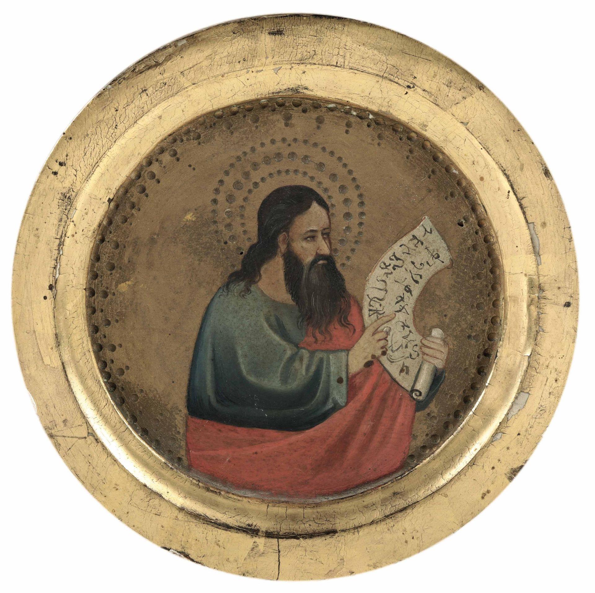 Los 38 - Jacobello del Fiore (Venezia 1370-1439), Madonna con Bambino e angeli - olio su [...]