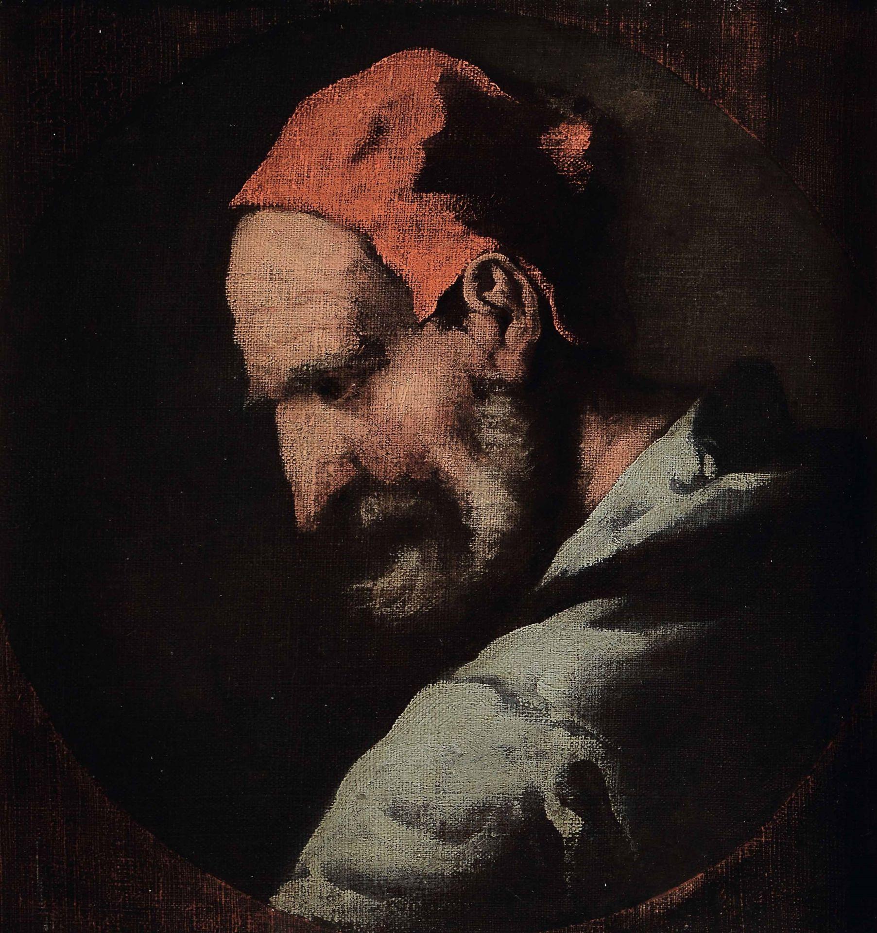 Los 47 - Pietro Muttoni detto Della Vecchia (Venezia 1603 - Vicenza 1678), Testa di vecchio [...]
