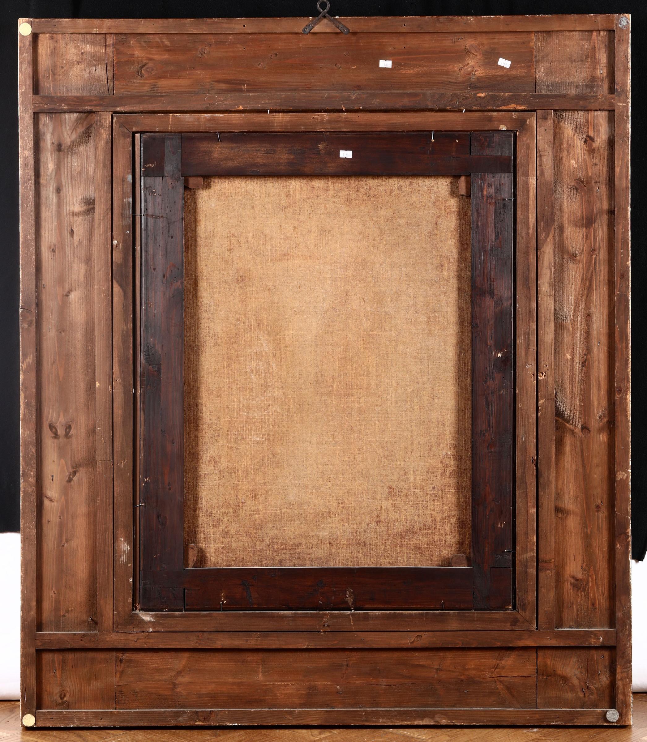 Lot 19 - Scuola del nord Europa del XVII-XVIII secolo, Ritratto di astronomo - olio su tela, [...]