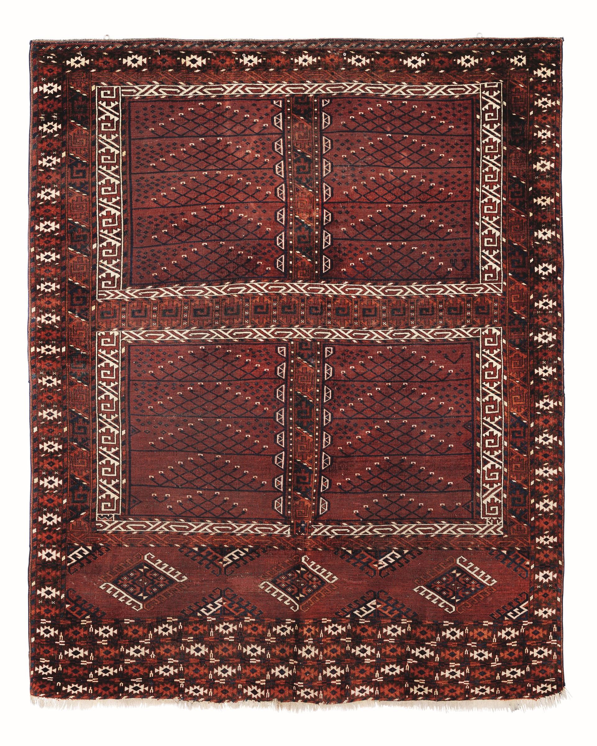 Ensi Kizil-Ayak, Turkestan occidentale fine XIX secolo, - questa tipologia di [...]