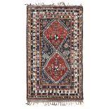Tappeto Luri, sud Persia inizio XX secolo, - tappeto tribale con colori naturali [...]