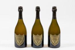 Moet et Chandon, Dom Perignon, - (3 Bts) 2003 3 Bts WN OC singola , (etichette e [...]