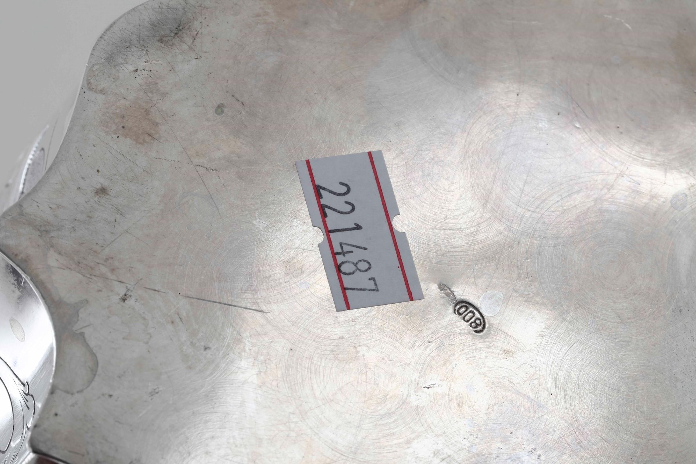 Rinfrescatoio in argento cesellato. Argenteria artistica italiana del XX secolo, - [...] - Image 2 of 2