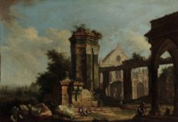 Bernardo (Venezia 1721 - Varsavia 1780) e Lorenzo Bellotto (Venezia 1744 - Varsavia [...]
